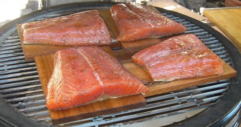 Deliciosa Receta De Pescado A La Parrilla En Aluminio O Tabla