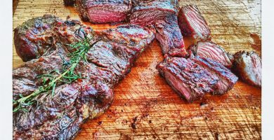 como marinar carne para asar al carbon