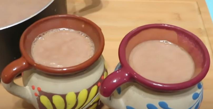 chapurado de leche