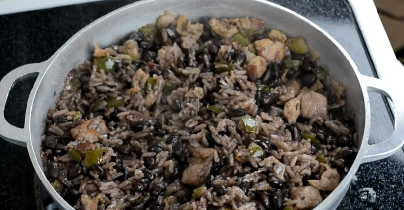 congri cubano receta original