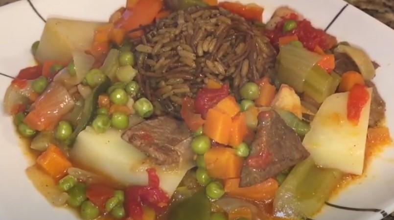 estofado de carne beef stew
