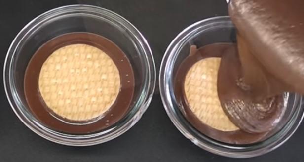 Como hacer natilla de chocolate
