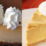 receta de cheesecake de calabaza