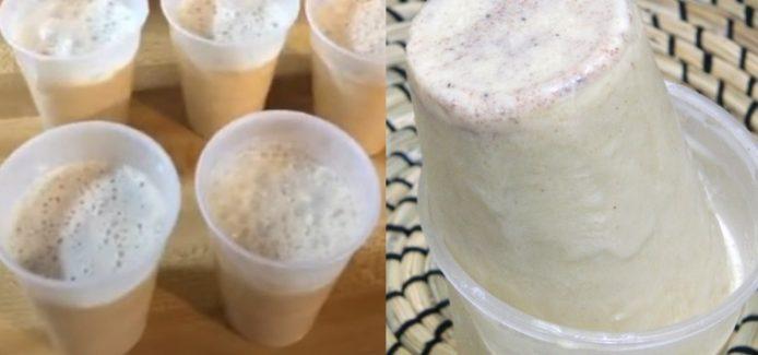 receta de limber de crema