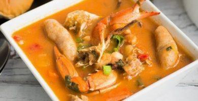 como hacer sopa de jaibas costa rica